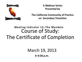 March 19, 2013 3–4:30 p.m .