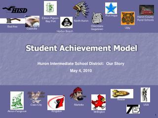 Student Achievement Model