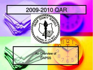2009-2010 QAR