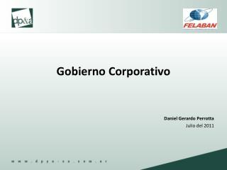 Gobierno Corporativo