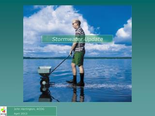 Stormwater Update