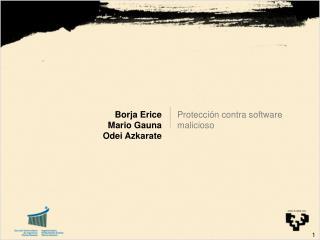 Borja Erice Mario Gauna Odei Azkarate