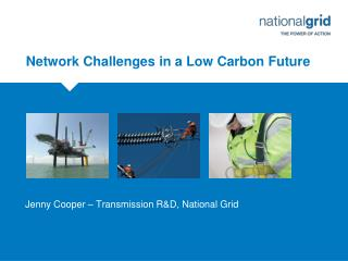 Network Challenges in a Low Carbon Future