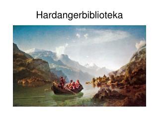 Hardangerbiblioteka