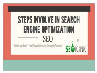 Search Engine Optimization Services India
