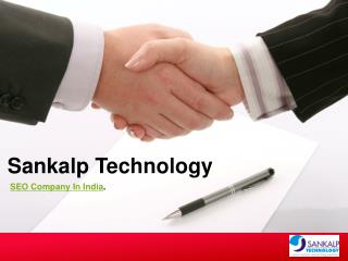 Inbound Marketing- Sankalp Technology
