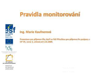 Praha 11. 12. 2009