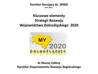 Perspektywa 2014 – 2020