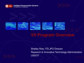 VII Program Overview