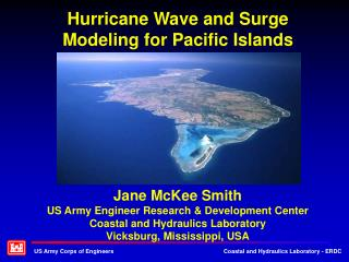 Hurricane Wave and Surge Modeling for Pacific Islands