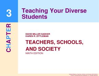 Teaching Your Diverse Students