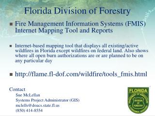 Florida Division of Forestry