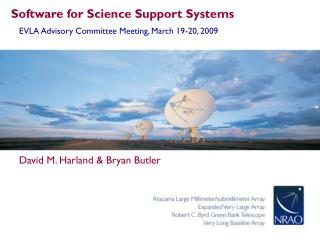 Software for Science Support Systems