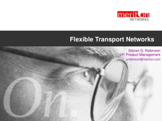 Flexible Transport Networks