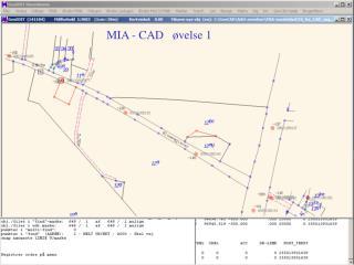 MIA - CAD   øvelse 1