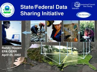 State/Federal Data Sharing Initiative