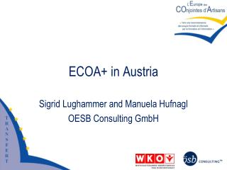 ECOA+ in Austria