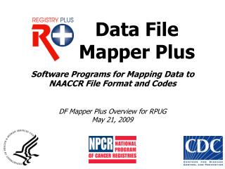 Data File Mapper Plus