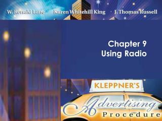 Chapter 9  Using Radio