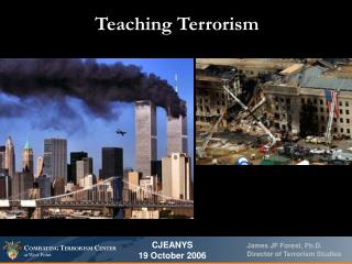 Teaching Terrorism