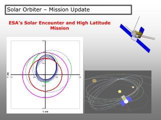 Solar Orbiter – Mission Update