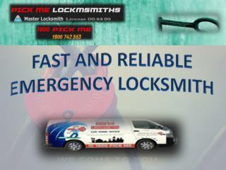 Pick Me Locksmith