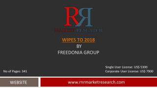 United States Wipes Industry Analysis & 2018 Forecasts Repor