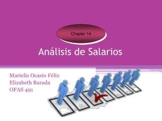 Análisis de Salarios
