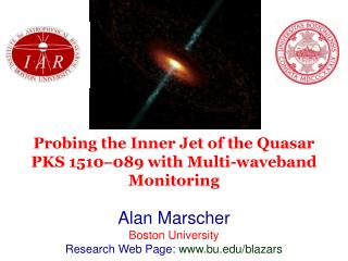 Probing the Inner Jet of the Quasar PKS 1510 ? 089 with Multi-waveband Monitoring