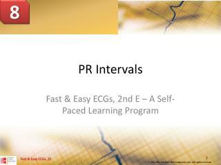 PR Intervals