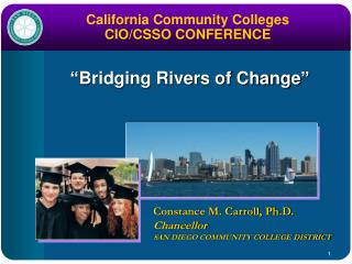 �Bridging Rivers of Change�