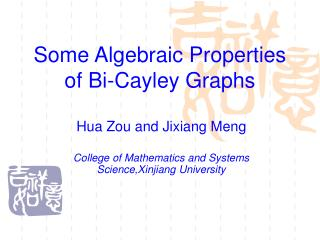Some Algebraic Properties of Bi-Cayley Graphs