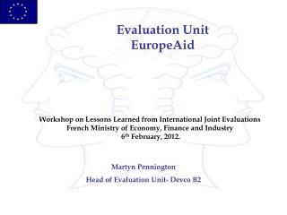 Evaluation Unit  EuropeAid