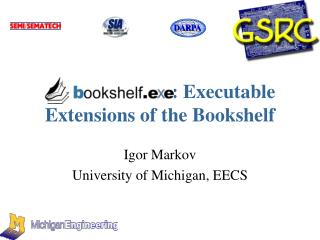 : Executable Extensions of the Bookshelf