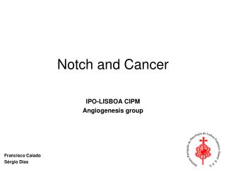 Notch and Cancer
