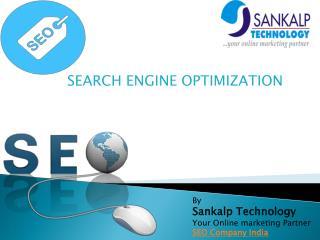 SEO Service- Sankalp Technology