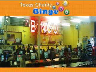 Charity 1 Bingo In Copperas Cove TX