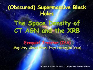 (Obscured) Supermassive Black Holes
