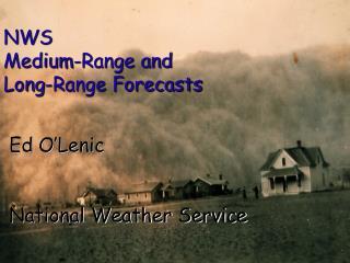 Dust storm 1935