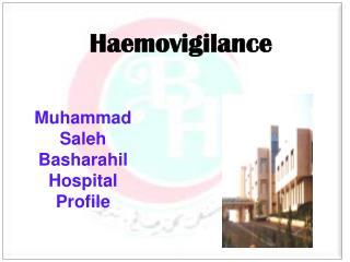 Haemovigilance