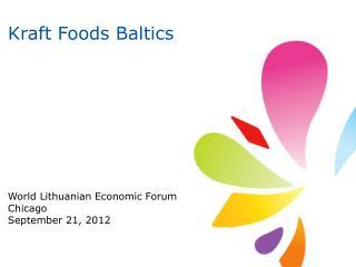 Kraft Foods Baltics
