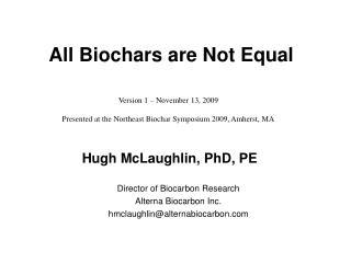Hugh McLaughlin, PhD, PE