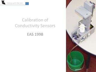 Calibration of Conductivity Sensors