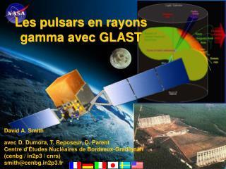 Les Pulsars gamma avec GLAST
