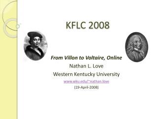KFLC 2008
