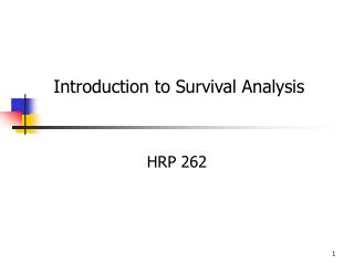 HRP 262