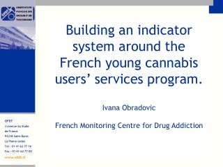 Lifetime prevalence of cannabis use  among adolescents aged 17
