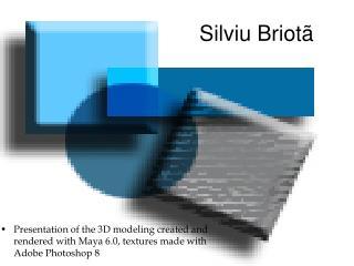 Silviu Briotã