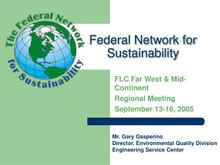 Federal Network for 		Sustainability