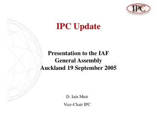 IPC Update